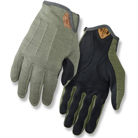 Giro D'Wool Gloves Mil Spec Olive